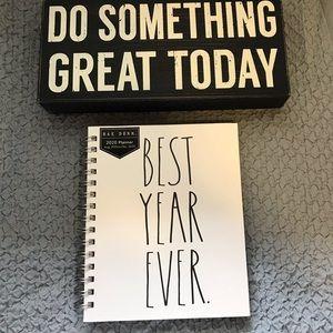 🆕 Rae Dunn Planner Calendar